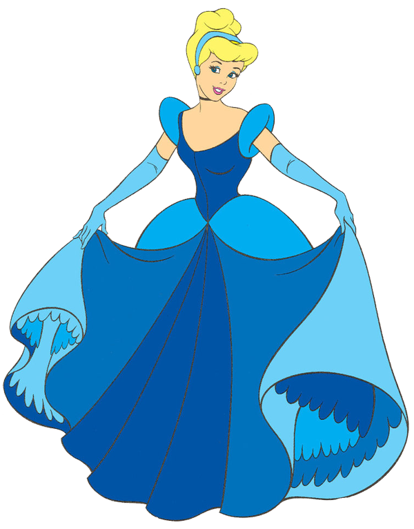 Free Cinderella And Prince Silhouette, Download Free Clip.
