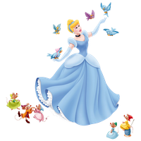 Download Cinderella Free PNG photo images and clipart.