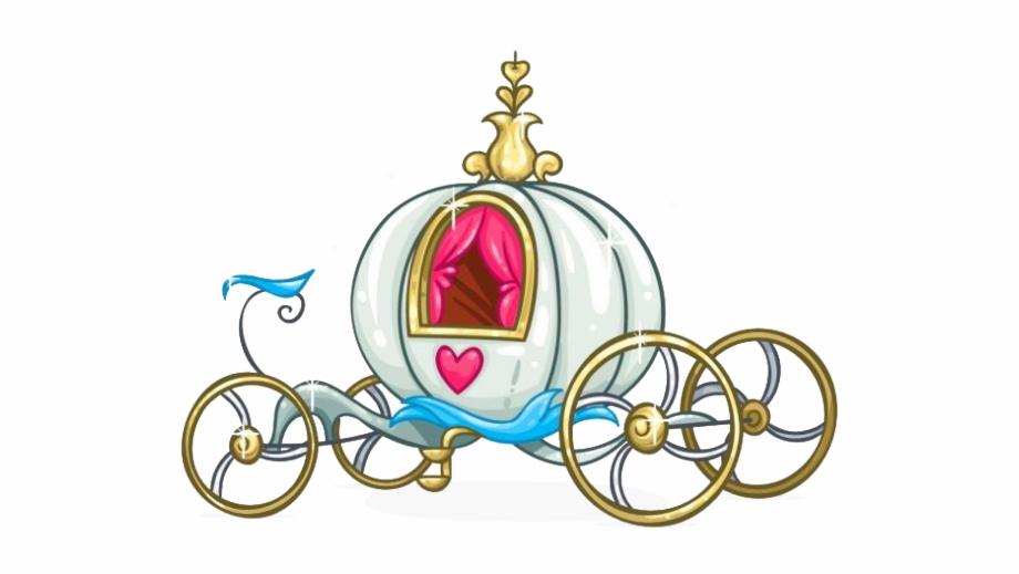 Cinderella Clipart Cart.