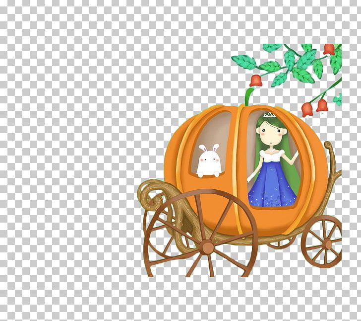 Cinderella Pumpkin Illustration PNG, Clipart, Balloon Cartoon.