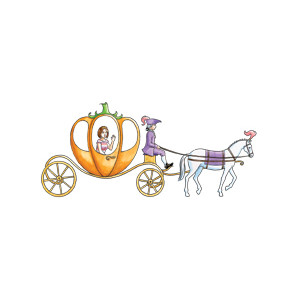 38+ Cinderella Carriage Clipart.