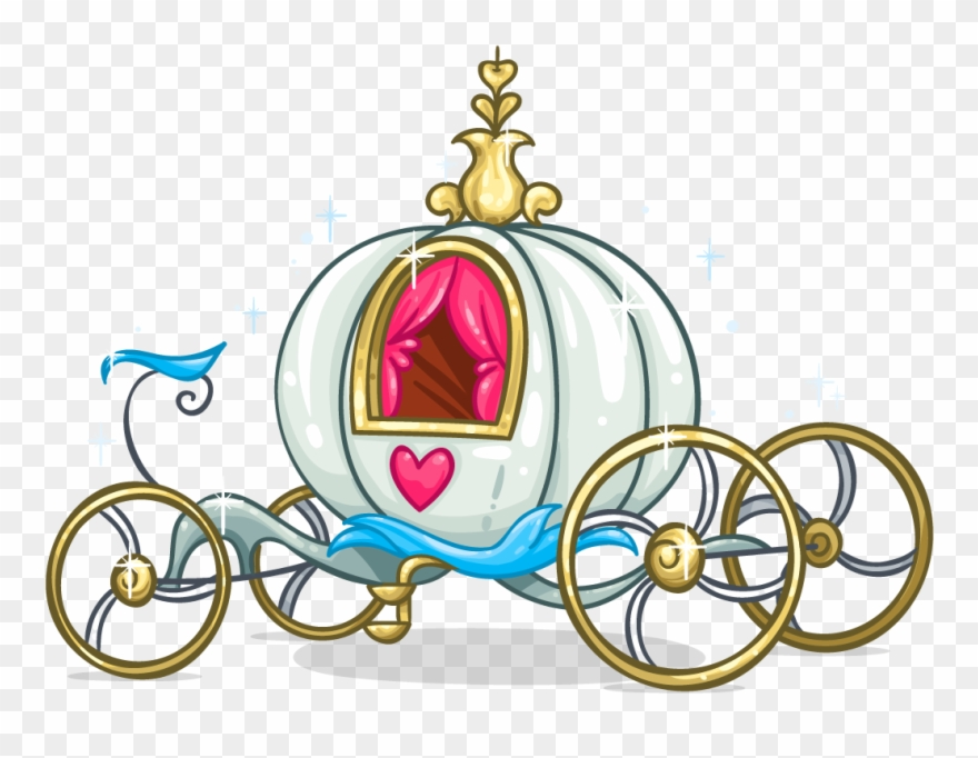 Carriage Clipart Cinderella Story.