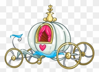 Free PNG Cinderella Carriage Free Clip Art Download.