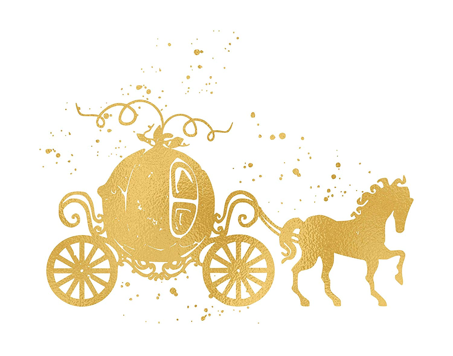 Simply Remarkable Cinderella\'s Carriage.
