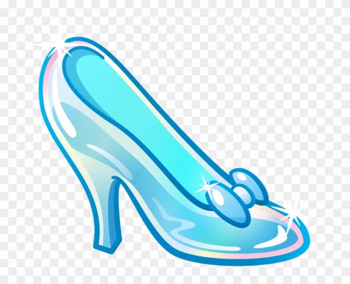 Shoe Clipart Cinderella.