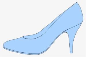 Cinderella Shoe PNG Images.