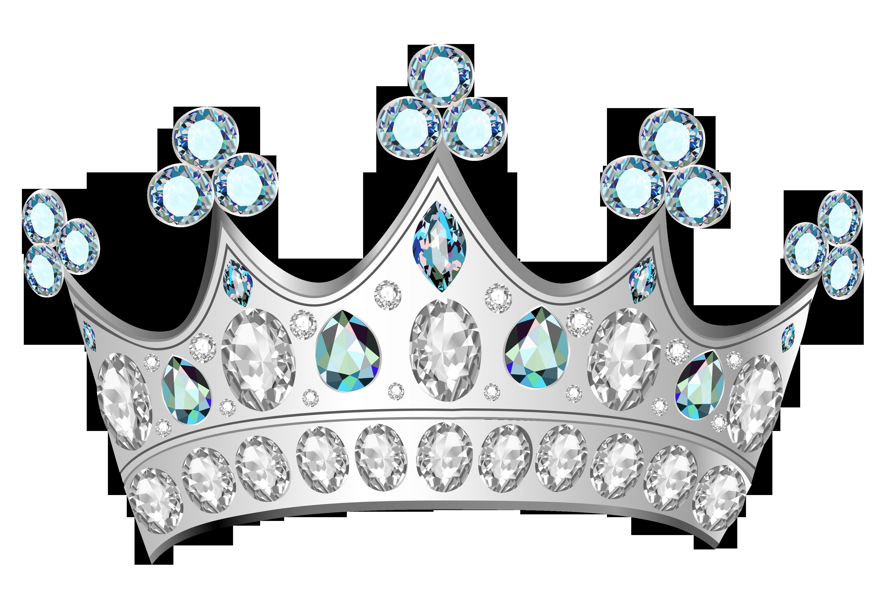 Cinderella Tiara Clipart.