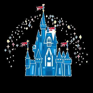 Cinderella Castle Disney World Clipart Sleeping Walt Png.