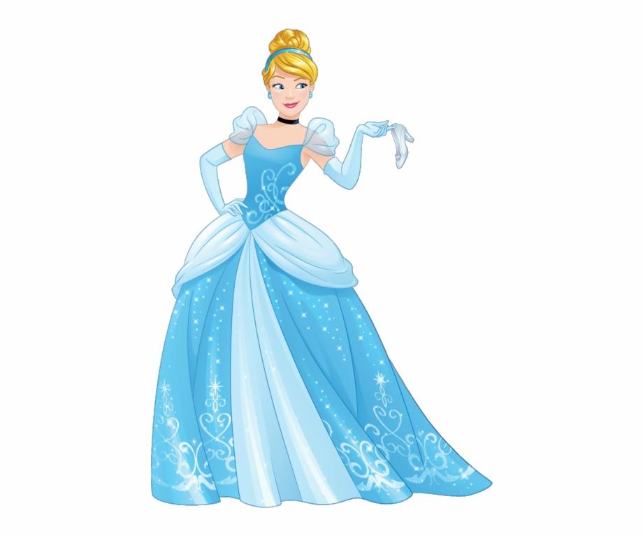 Cinderella And Her Glass Slipper.