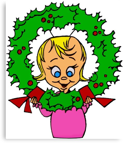 Cindy Lou Who Clipart at GetDrawings.com.