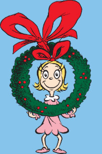 Cindy Lou Who Clipart (96+ images in Collection) Page 3.