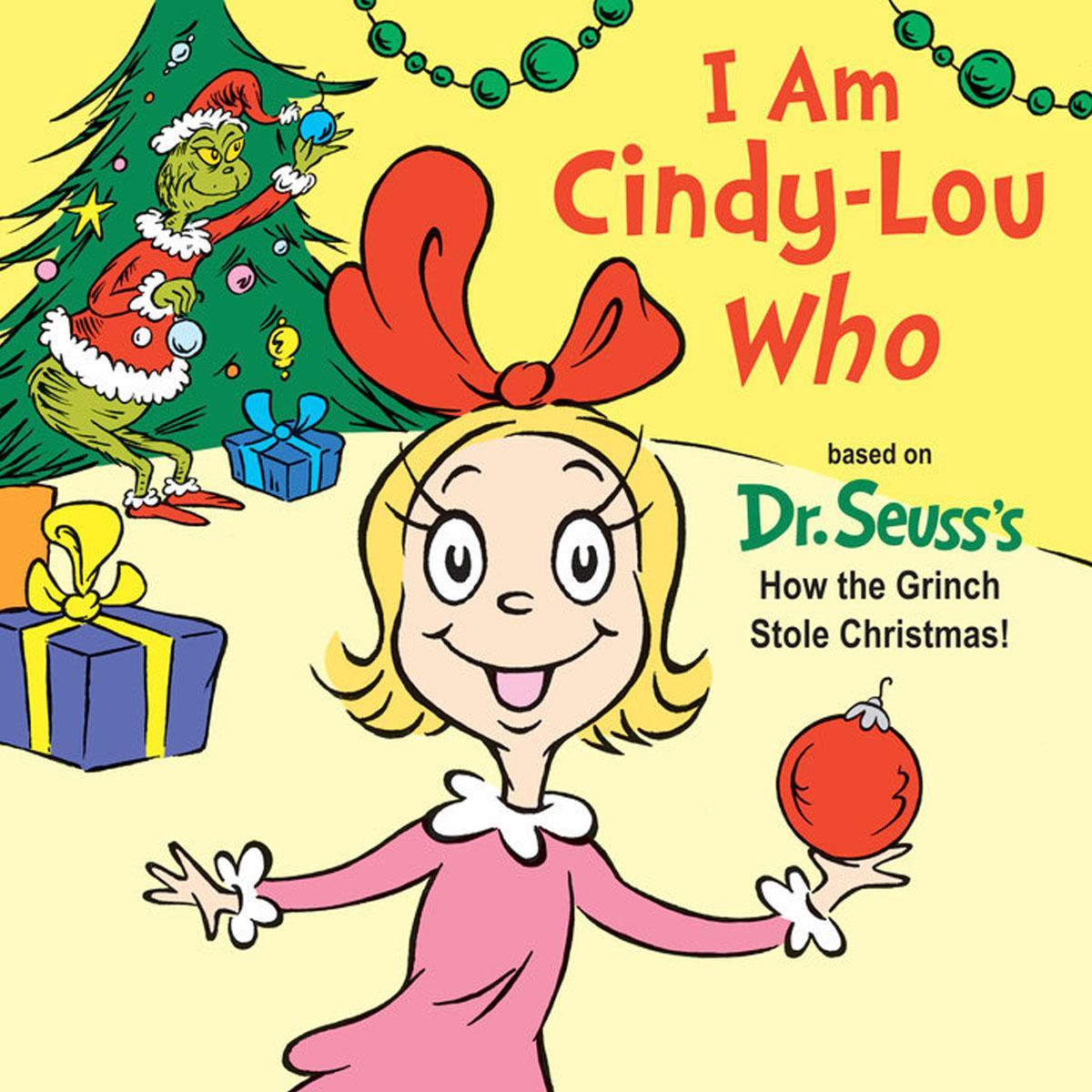 I Am Cindy.
