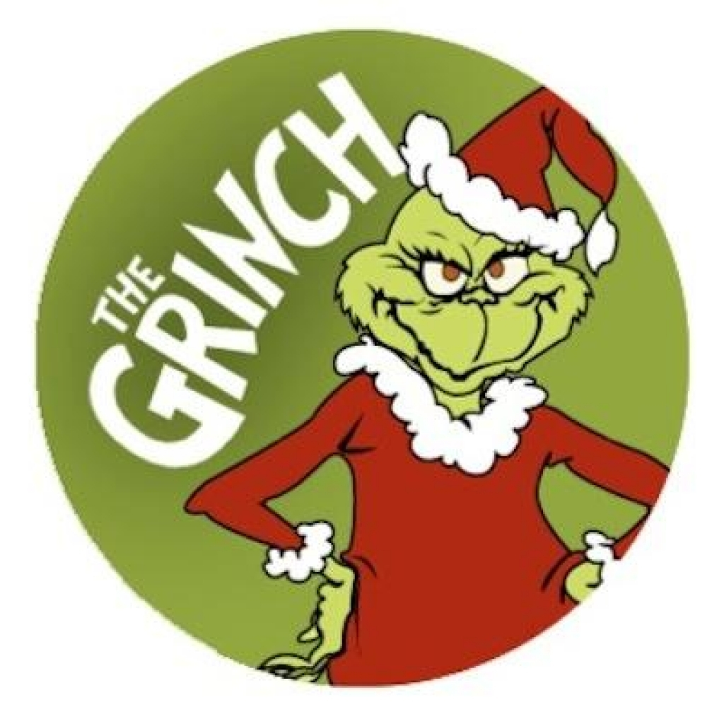 Grinch Clipart.