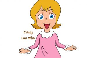 Cindy lou who clipart 6 » Clipart Station.