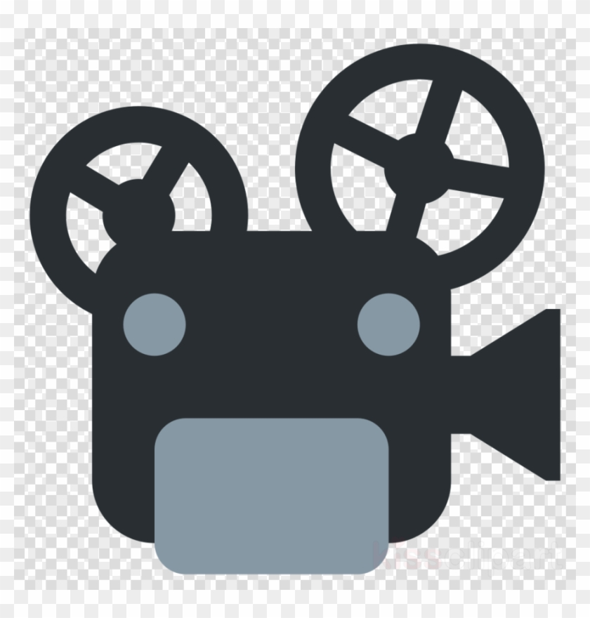Emojis De Cine Clipart Cinema Film Movie Projector.