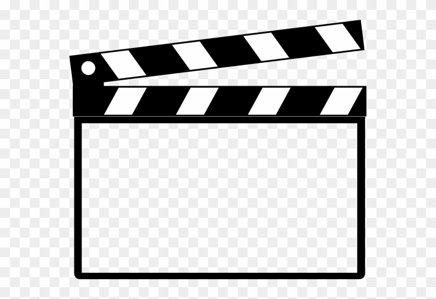 Clapperboard Group Clapper Clip Art Library.