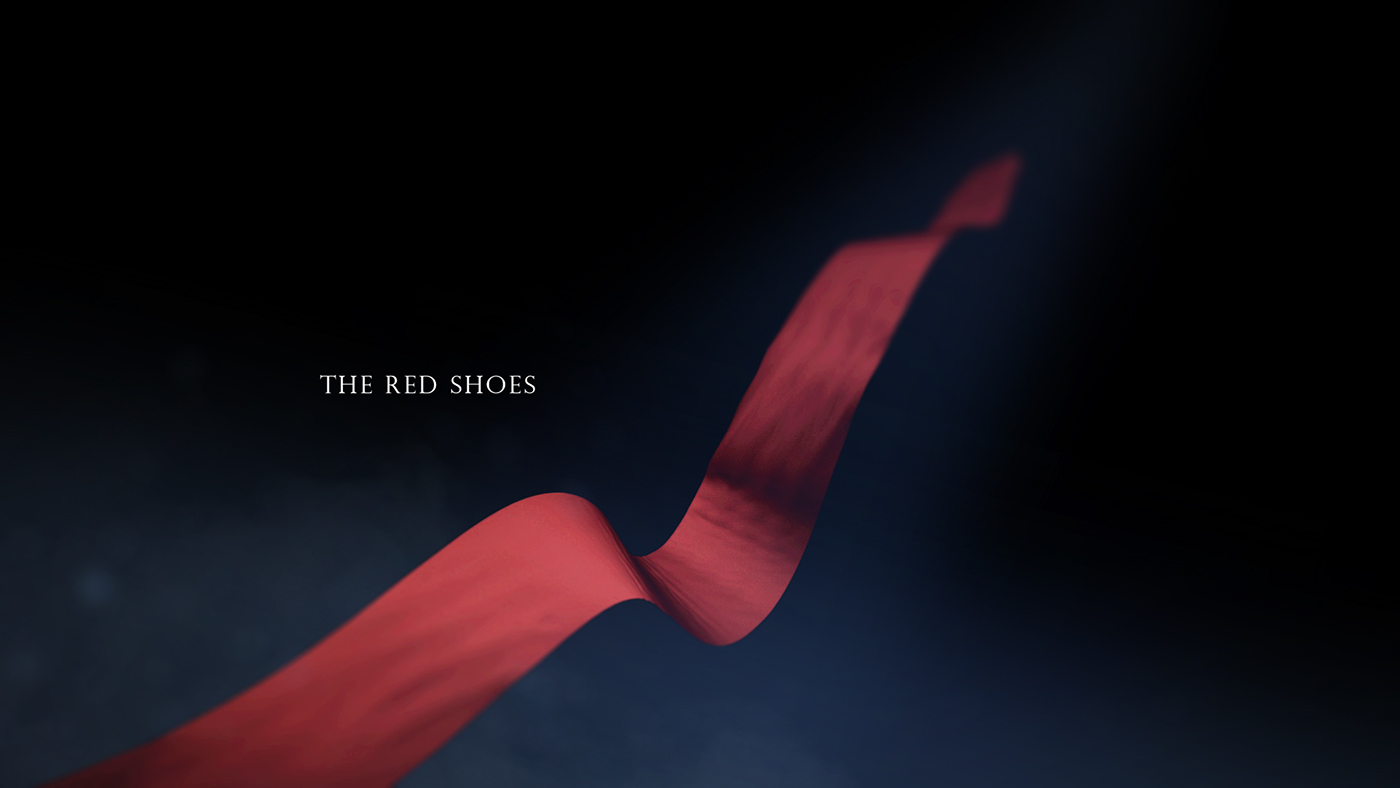 The Red Shoes Film Title Sequence Style Frames on Behance.