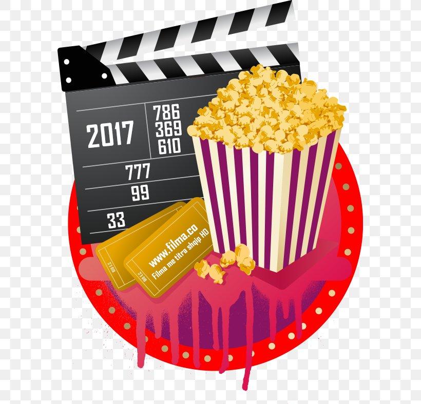 Popcorn Photographic Film Cinema, PNG, 595x787px, Popcorn.