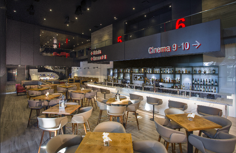 Best in Class: Luxury Cinemas in the U.S. Come with an International.