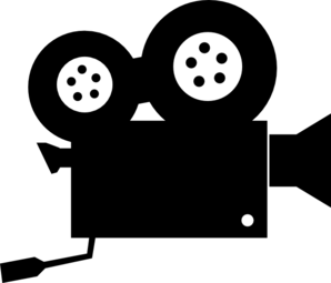 Cinema Clipart.