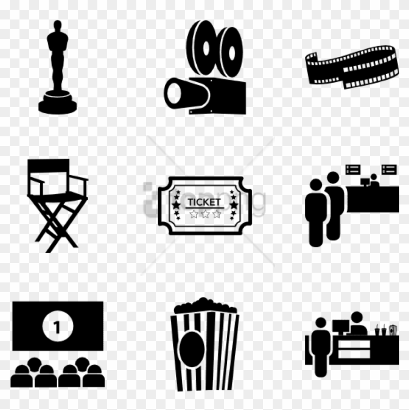 Free Png Cinema 39 Icons.
