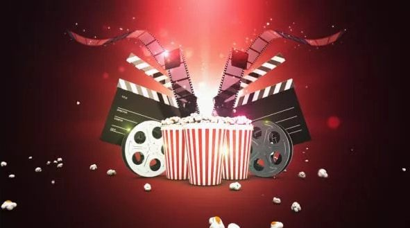 VIDEOHIVE CINEMA LOGO INTRO » Free After Effects Template.