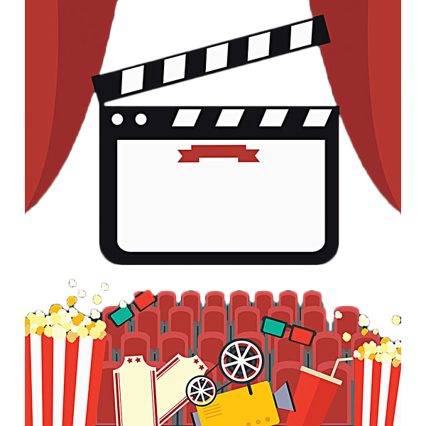 Cinema PNG Transparent Images.
