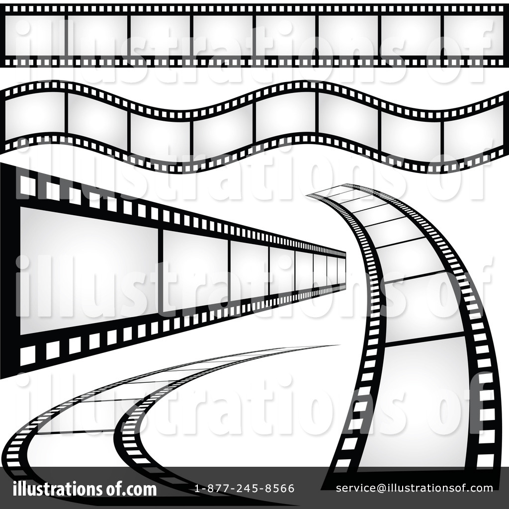 Microsoft film strip clipart.