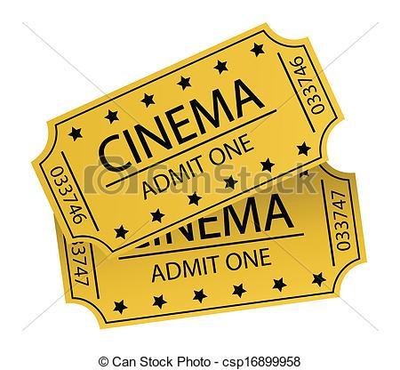 cinema tickets.