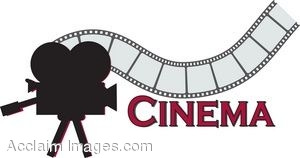 Cinemas Clipart.