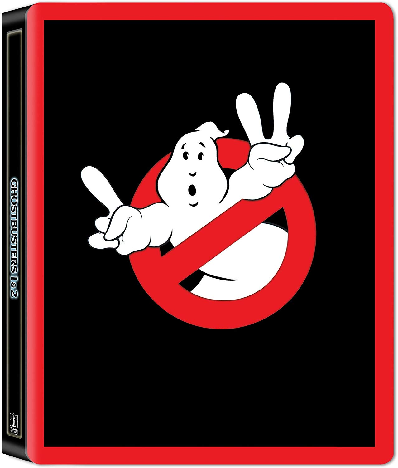 Ghostbusters/Ghostbusters II 35th Anniversary Limited.