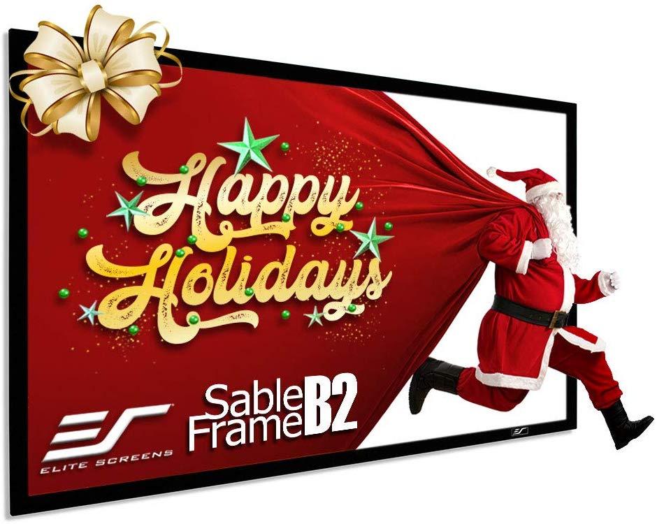 Elite Screens Sable Frame B2, 135.