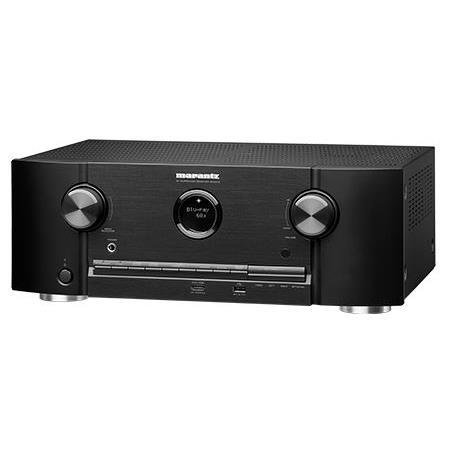 Marantz SR5014 7.2 Channel 4K Ultra HD A/V Receiver with HEOS.