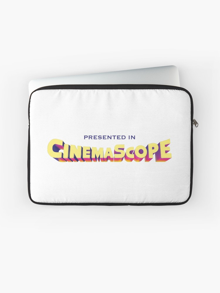 Presented in Cinemascope hollywood retro logo.