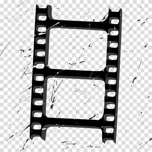 Filmstrip Cinema , film strip transparent background PNG.