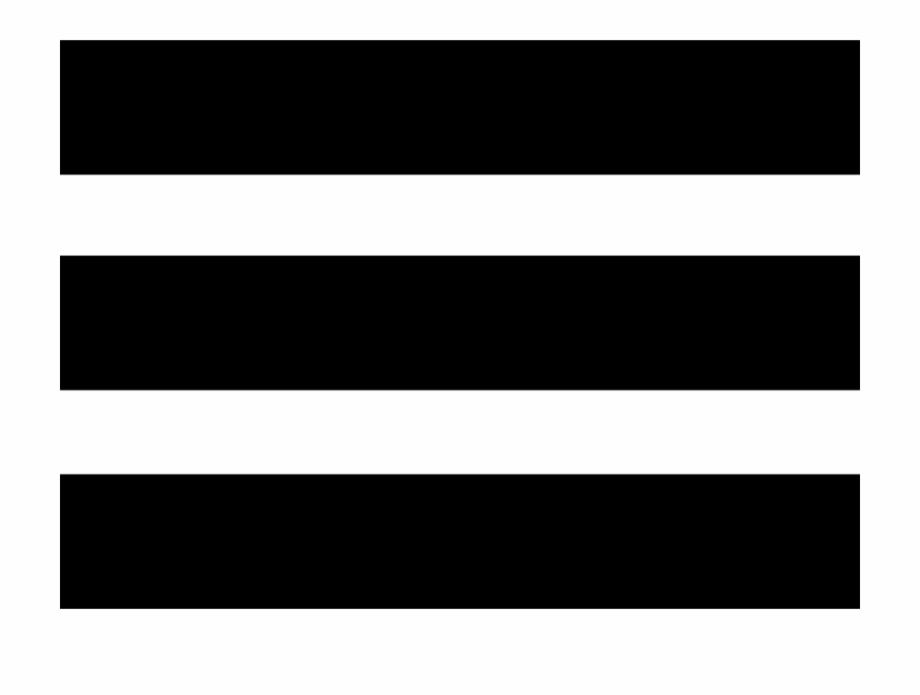 Black Cinematic Bars Png Transparent Background.