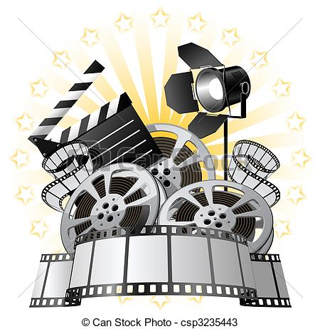 Cinematography Clipart and Stock Illustrations. 18,883.