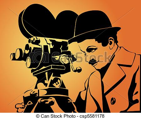 Cinematographer Clipart and Stock Illustrations. 501.