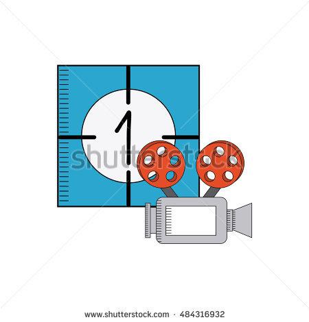 Cinematographers Stock Photos, Royalty.
