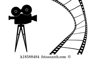 Cinematography Clipart and Illustration. 10,822 cinematography.