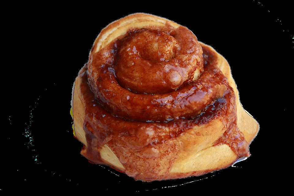 Cinnamon Roll Bun Pastry.