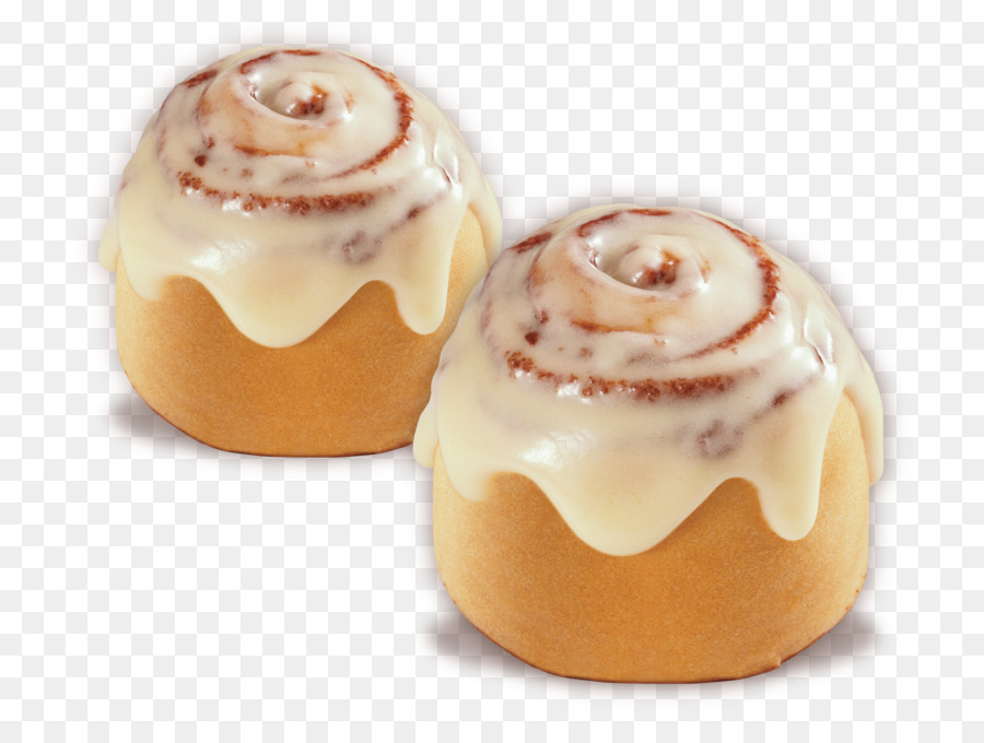 Cinnamon Roll Dessert png download.