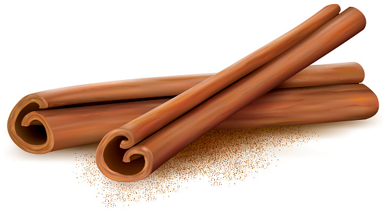 Cinnamon Clip Art, Vector Images & Illustrations.
