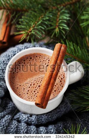 Chocolate Drink Stock Photos, Royalty.