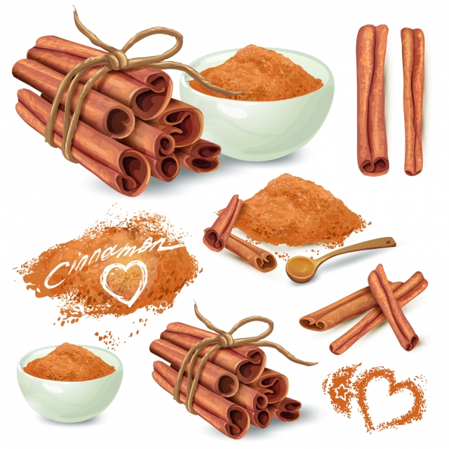 Cinnamon Png, Vector, PSD, and Clipart With Transparent Background.
