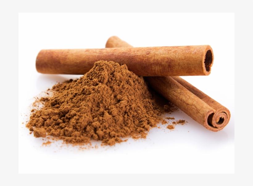 Cinnamon Powder Png.