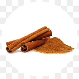 Cinnamon Spice PNG.