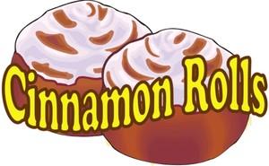 Free Cinnamon Roll Cliparts, Download Free Clip Art, Free Clip Art.