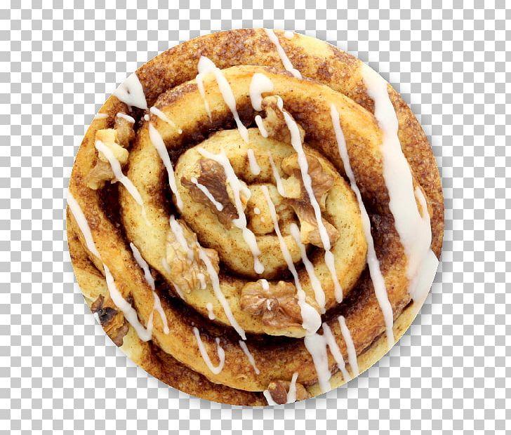Cinnamon Roll Danish Pastry Flavor Cinnamomum Verum Dish Network PNG.