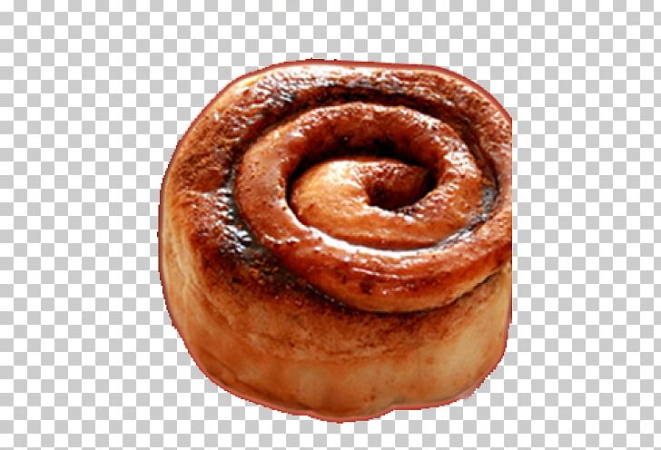Cinnamon Roll Danish Pastry Donuts Cider Doughnut Sticky Bun PNG.